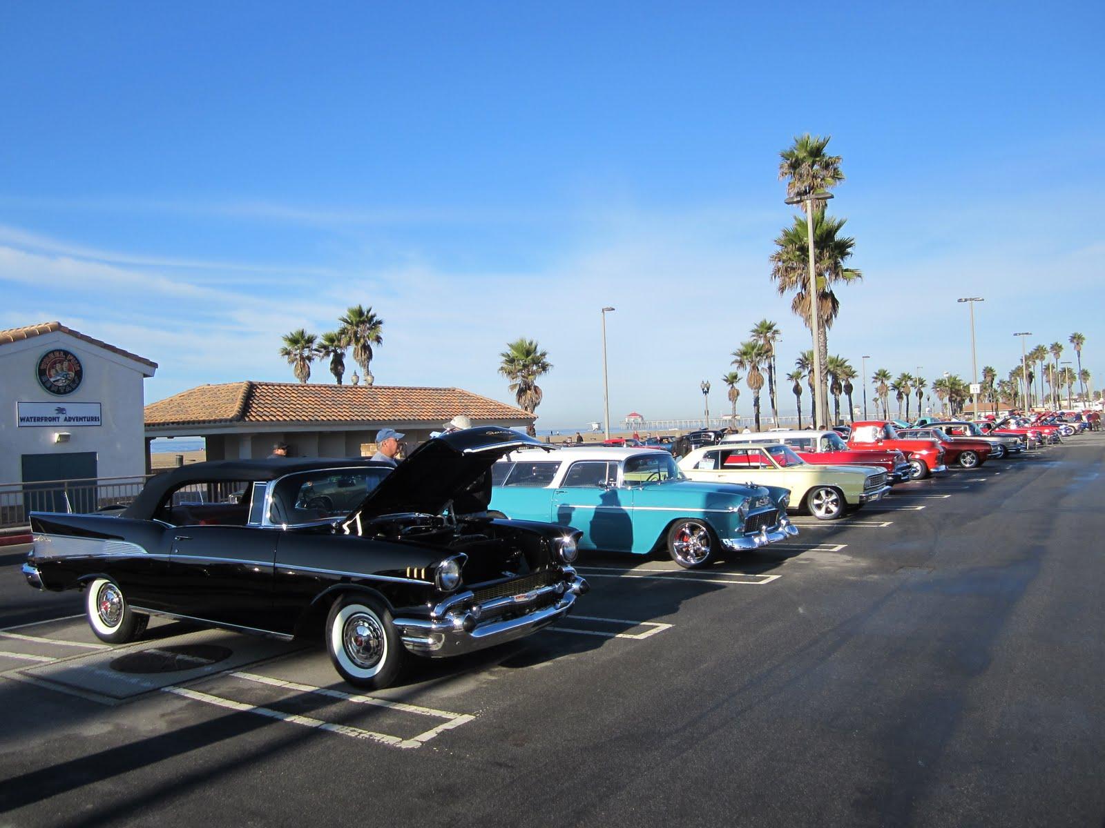 Surf City USA Car Show In Huntington Beach Cars Blog - Car show huntington beach