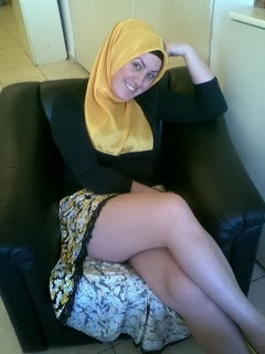 Photo naked hijab girl