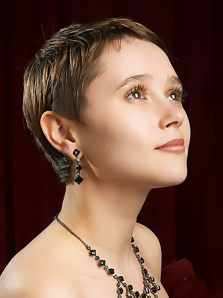 Cartoon and wallpaper pixie cut hairstyles