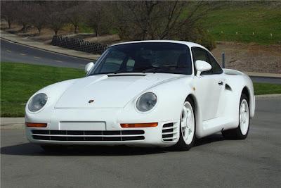 Original Porsche 959 prototype will be on the block at Barrett-Jackson auction