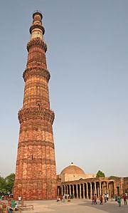 Menara – Menara Masjid yang Unik