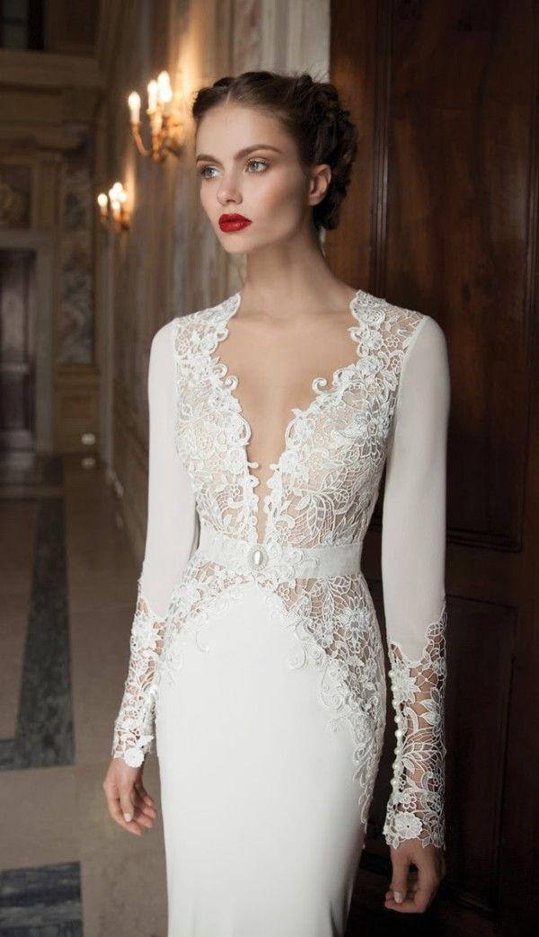 2nd Wed : Older Brides Wedding Gowns With Sleeves | fashion wedding ...