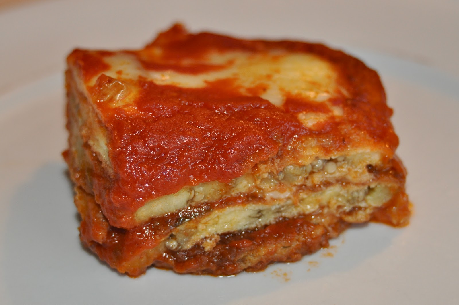 The Ultimate Eggplant Parmesan Recipe — Dishmaps