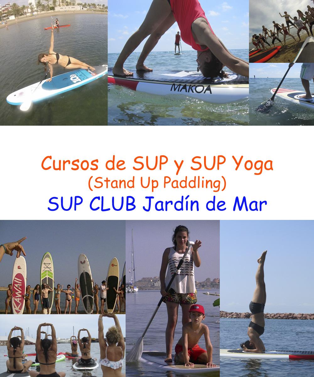 SUP Club Jardín de Mar Valencia