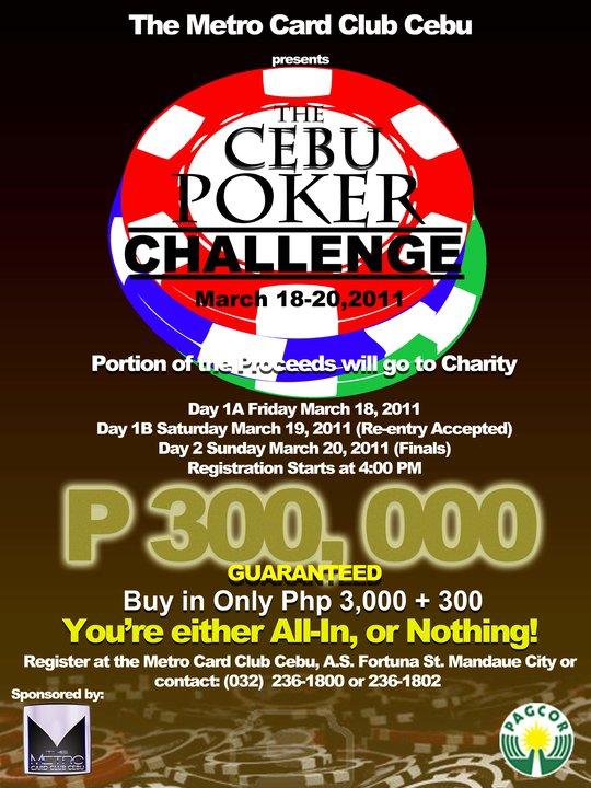 Poker challenge 0 to 10000