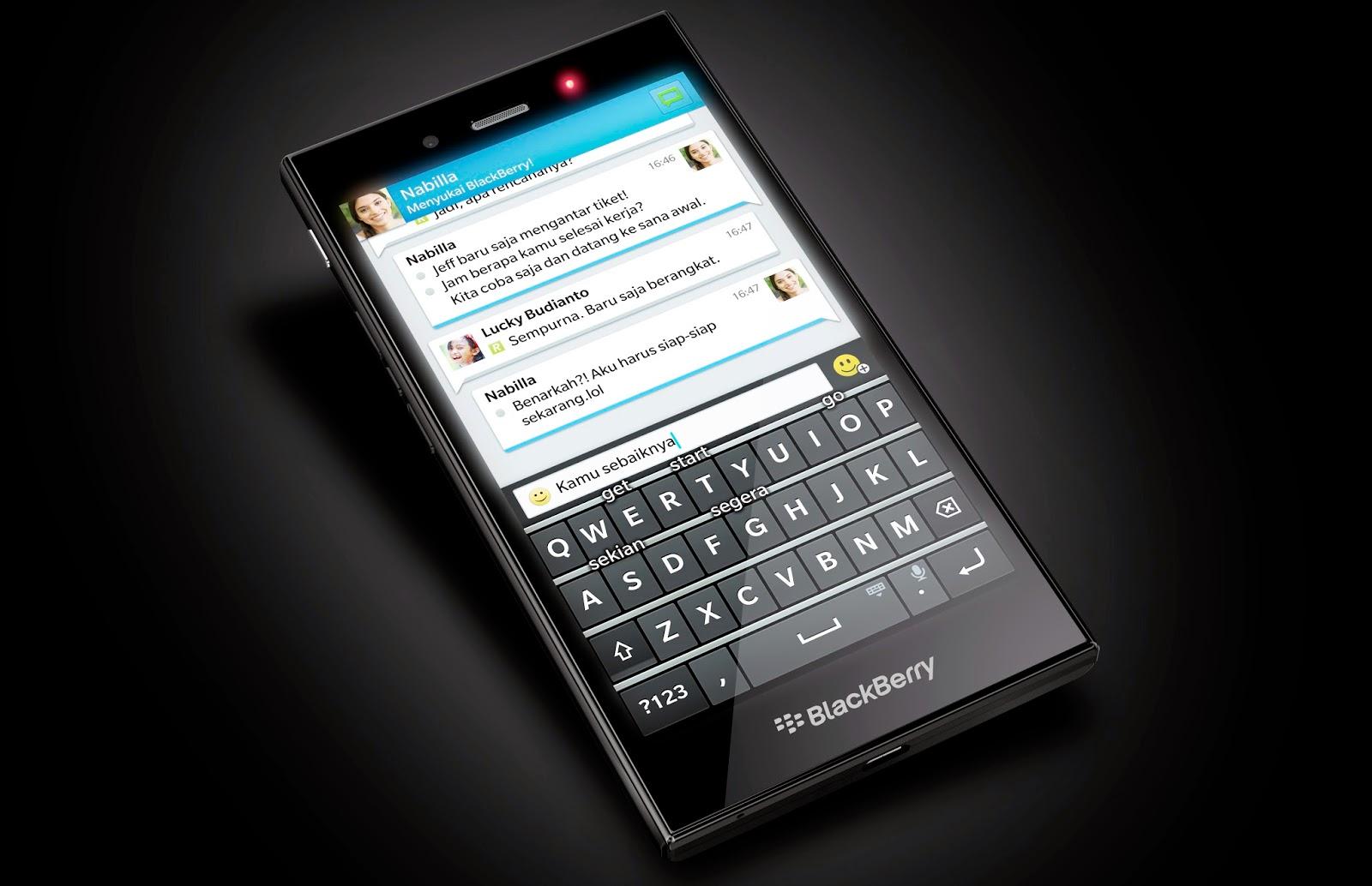 Harga Blackberry Z3 Jakarta memiliki 5-inch layar Dual Core