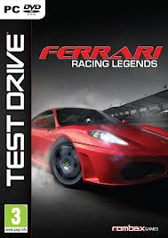 download Test Drive Ferrari Racing Legends for pc