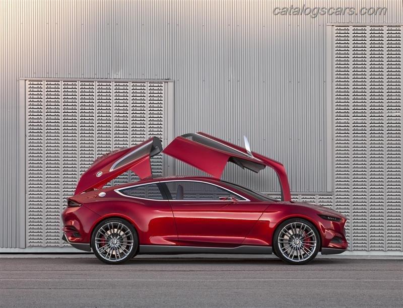 صور سيارة فورد Evos كونسبت 2014 - اجمل خلفيات صور عربية فورد Evos كونسبت 2014 -Ford Evos Concept Photos Ford-Evos-Concept-2012-14.jpg