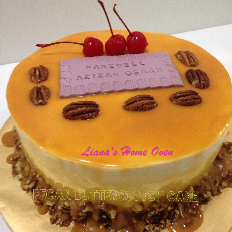 Turkish Indulgence Cake Recipe