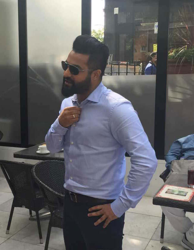 Ntr New Look For Sukumars Upcoming Movie Movienewz