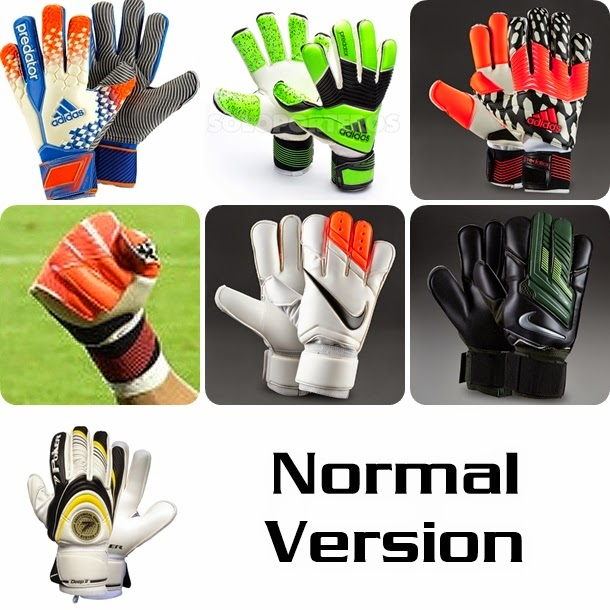 PES 2013 Pack Gloves (Normal Version) by mikue-das