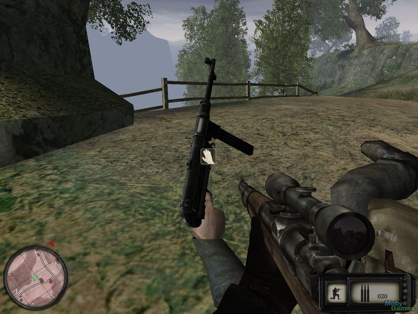 516844 sniper art of victory windows screenshot taking a weapon from