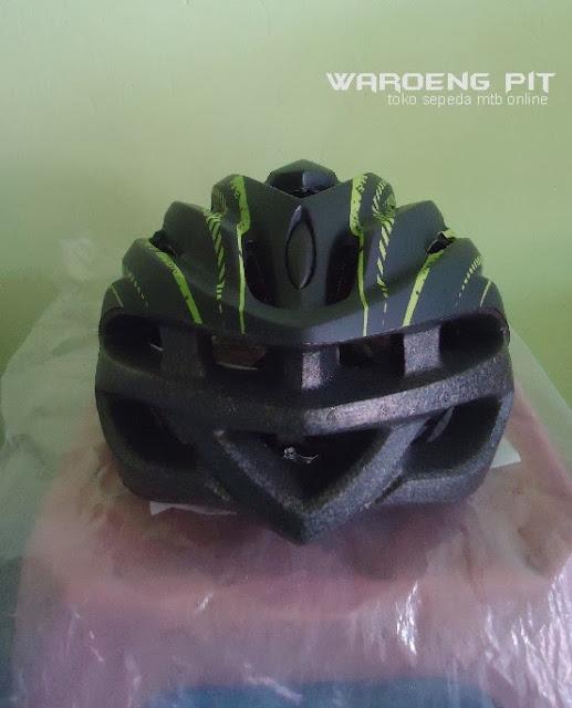 Jual Helmet Wim Cycle Kuning sepeda balap murah 3
