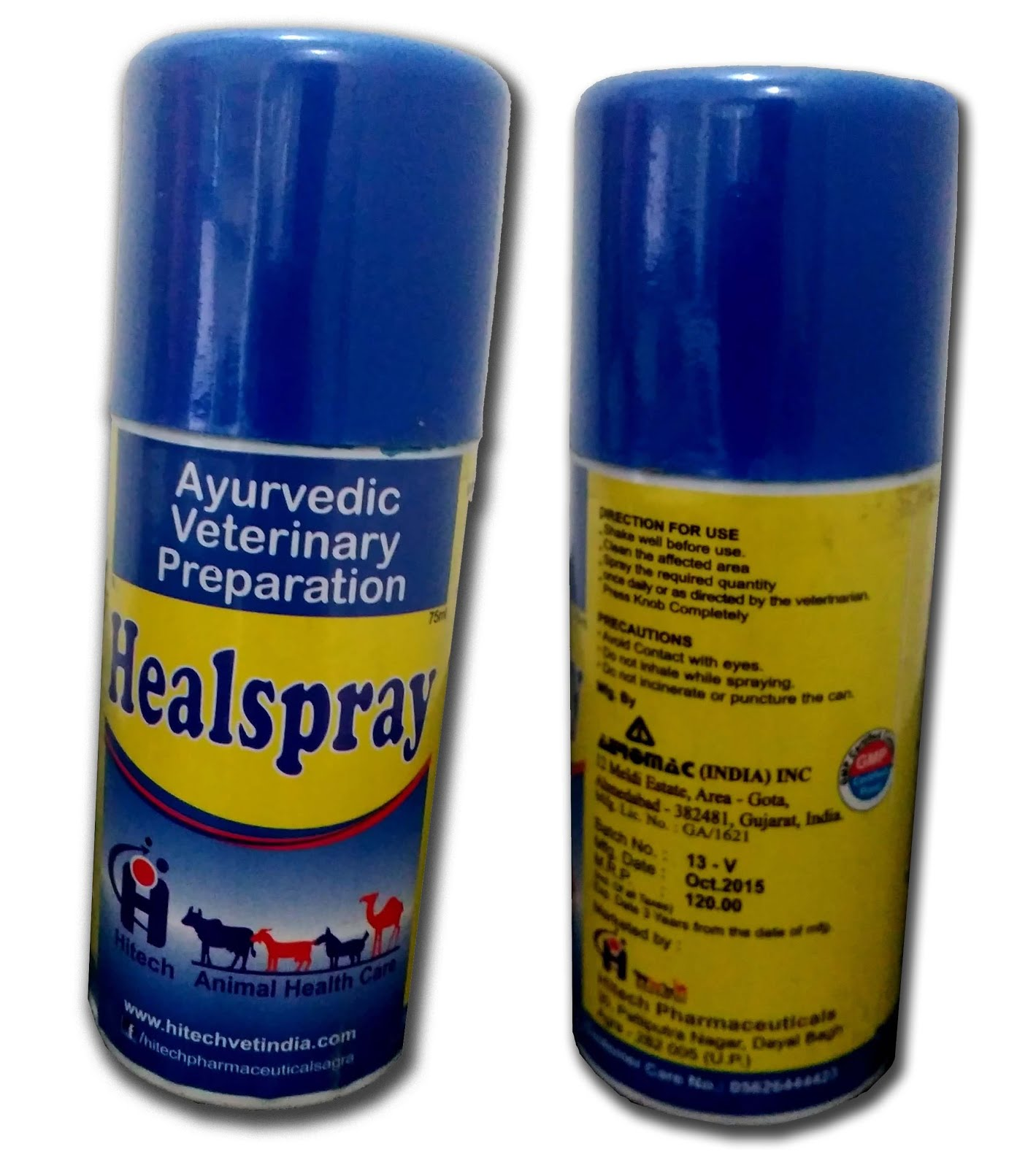 Healspray