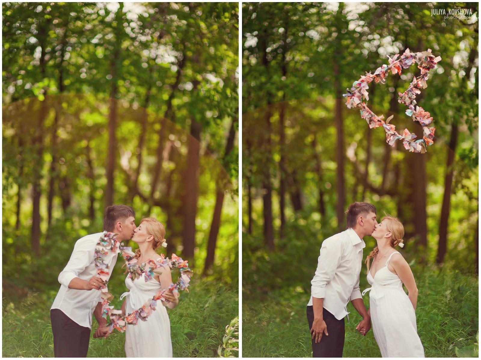 Ситцевая свадьба идеи фото