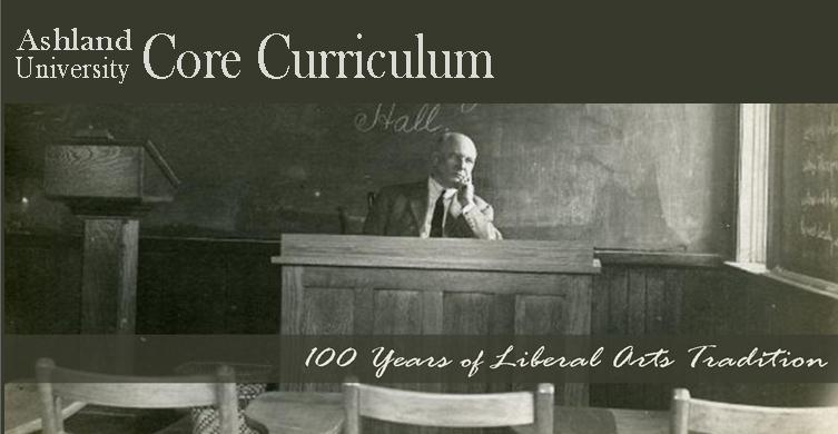 Ashland University Core Curriculum