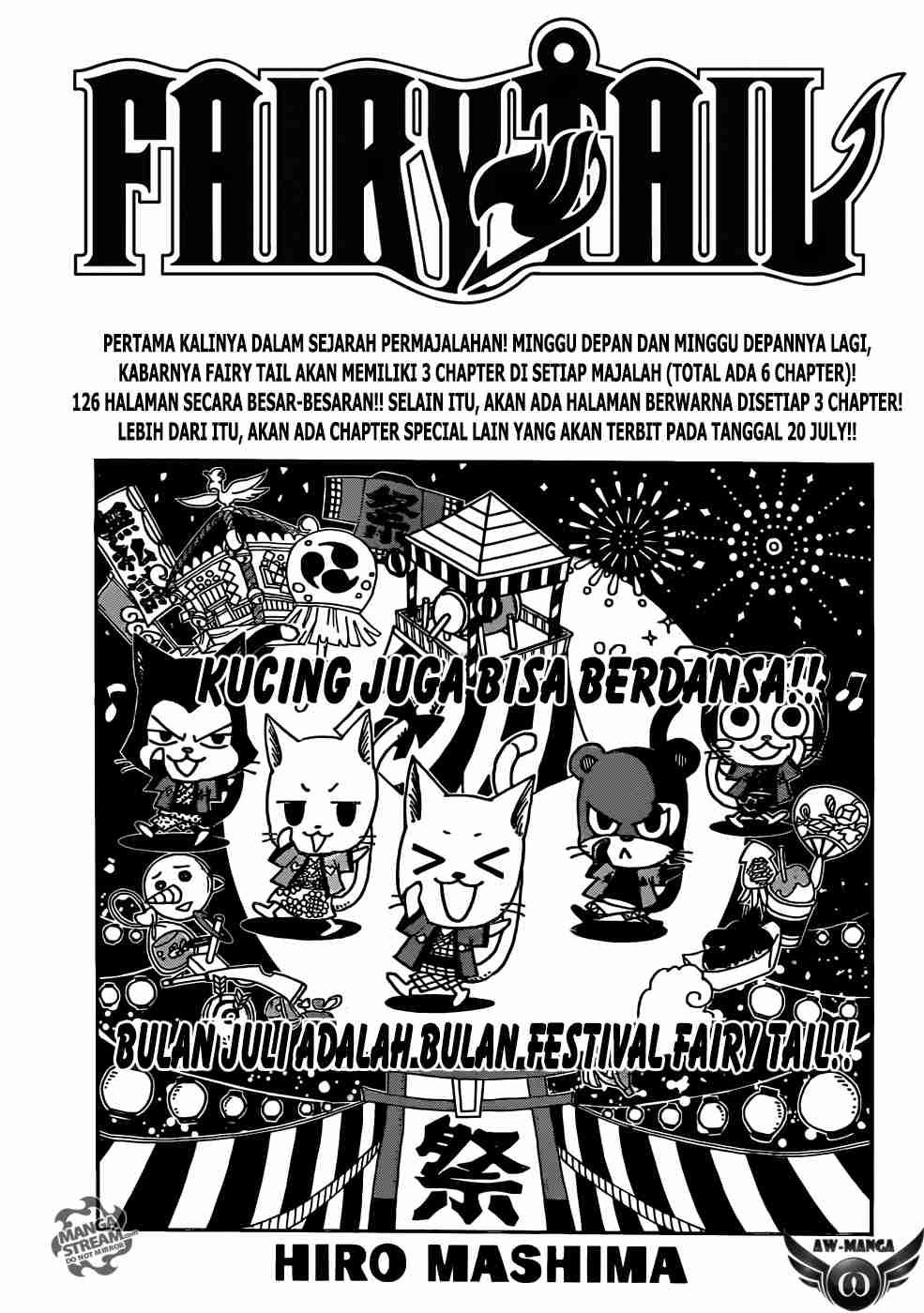 Komik fairy tail 337 - rencana emas 338 Indonesia fairy tail 337 - rencana emas Terbaru 1|Baca Manga Komik Indonesia|Mangacan