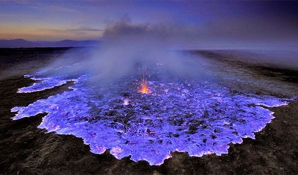 These 20 Unbelievable Pictures Might Look Like An Illusion But They Are Absolutely Real - Blue Lava