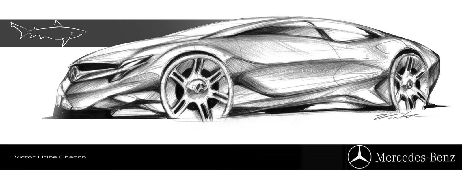 Gucci Benz >> Car design and my life...: MERCEDES BENZ S-QUALO