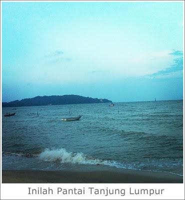 pantai yang cantik