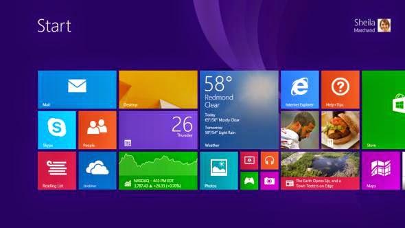 Cara Mengaktifkan Akun Guest di Windows 8 & 8.1.1