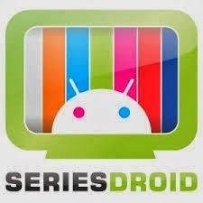 La aplicación SeriesDroid