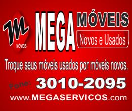 MEGA MÓVEIS: 62 3010-2095
