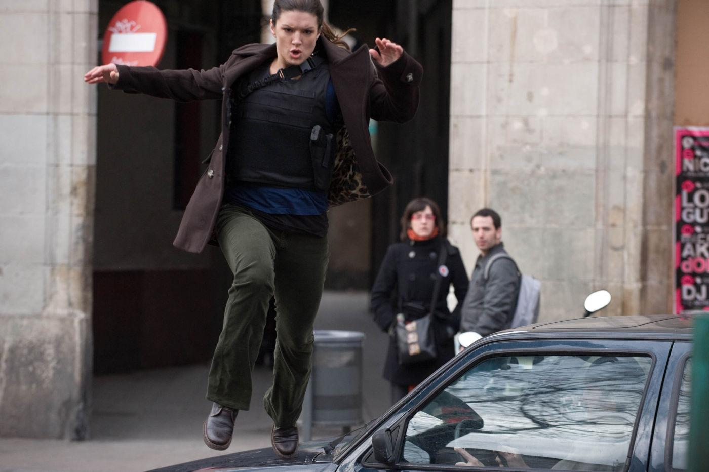 Haywire Gina Carano