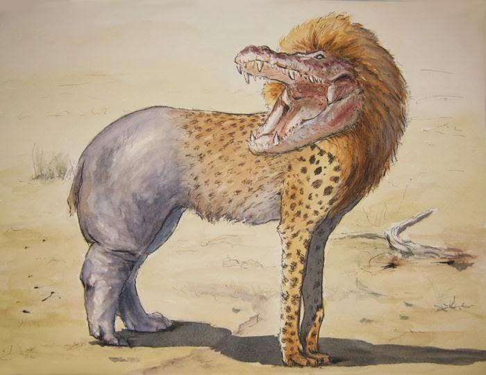 Criaturas de la mitología Egipcia