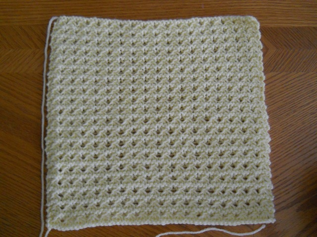 Knitted Square Patterns Free : Knitting with Schnapps: Introducing the Megstrong Square and the Body Nuzzler...