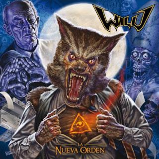 Wild - La nueva Orden (portada)