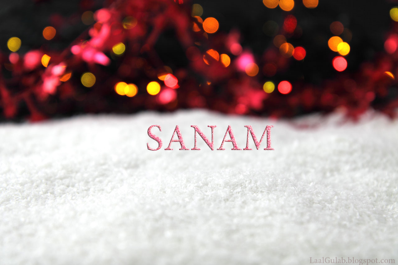 Name photo sanam Sanam Bewafa