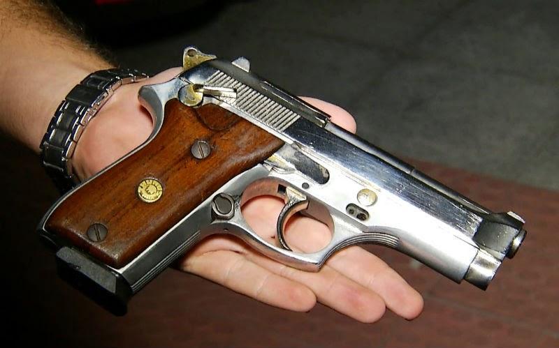 Blog do rocha assassinato no barreto em aruj pode ter - Pistola para lacar ...