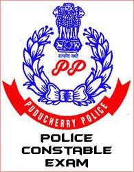 Pondicherry Police constable exam