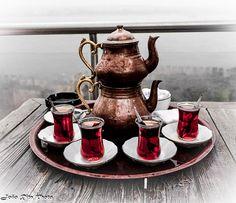 Let's drink tea!!