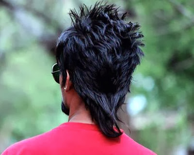 Cool Indian Boy's Hair Style