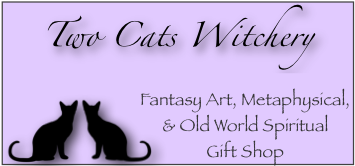 Julia's Online Art, Tarot, & Metaphysical STORE