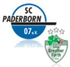 SC Paderborn - Greuther Fürth