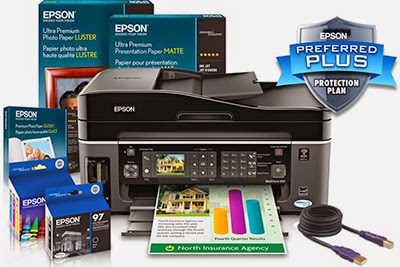 epson workforce 610 airprint