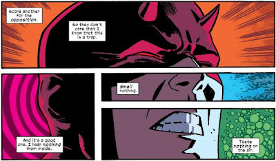 Daredevil #25 - Senses - 365 Days of Comics