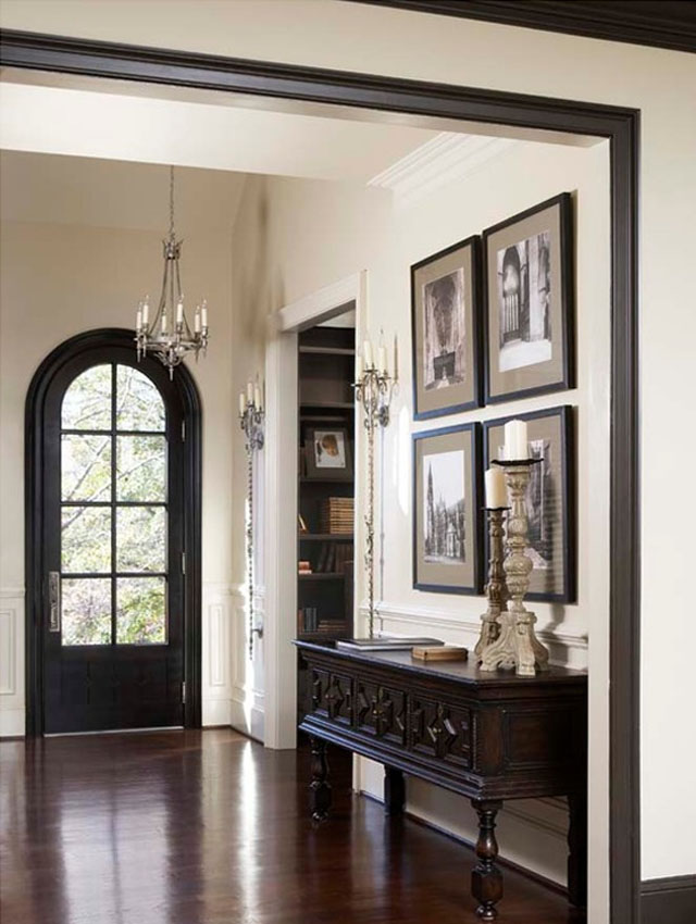 console table styling decor inspiration love maegan. Black Bedroom Furniture Sets. Home Design Ideas