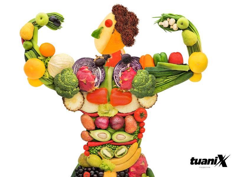 la alimentacion la nutricion