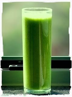 Receta Jugo verde para adelgazar