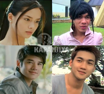 Suddenly It's Magic Trailer Spoof (Cassey Rola as Erich and Lance Balbuena as Mario)