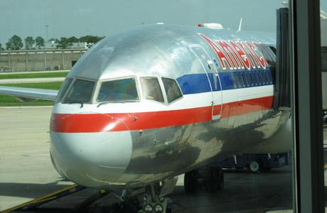 American Airlines, avión