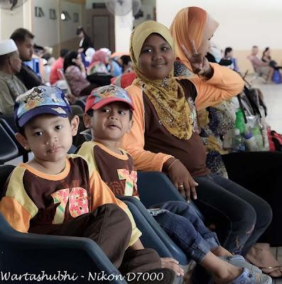 Tunggu Feri Ke Langkawi - Kuala Perlis