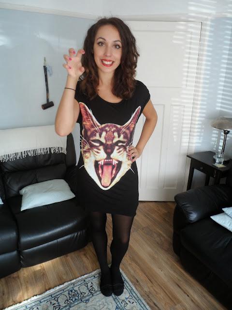 roar dress