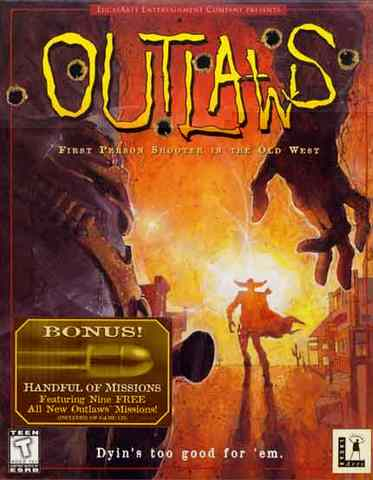 Outlaws download PC