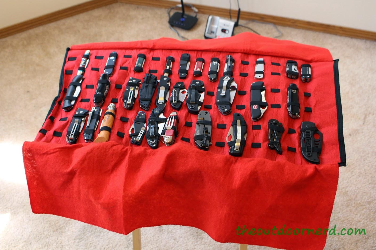 United Cutlery UC1183 Knife Roll 2