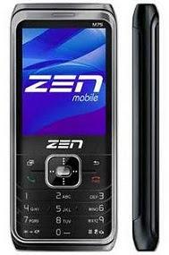 Dual SIM Mobile Zen M75